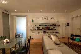 Bartolucci Architetti: modern tarz Oturma Odası