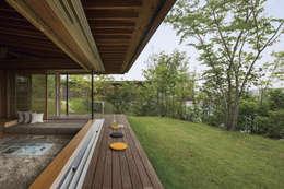 庭院 by WA-SO design    -有限会社 和想-
