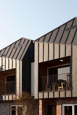 moderne Huizen door 리슈건축