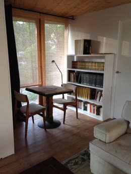 Estudios y despachos de estilo mediterráneo por ABCDEstudio
