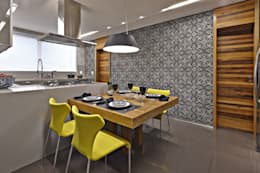 Casas de estilo moderno por David Guerra Arquitetura e Interiores