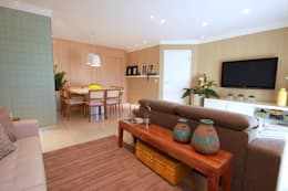 Столовые комнаты в . Автор – MeyerCortez arquitetura & design