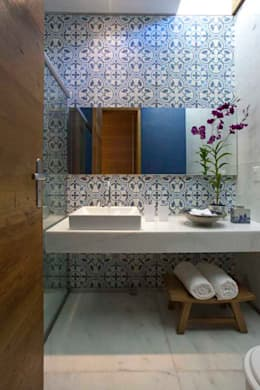 David Guerra Arquitetura e Interiores: rustik tarz tarz Evler