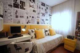 Habitaciones de estilo moderno por MeyerCortez arquitetura & design