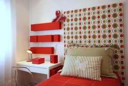 Dormitorios de estilo moderno por MeyerCortez arquitetura & design