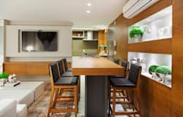 modern Living room by Joana & Manoela Arquitetura