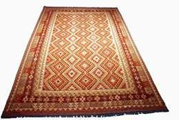 mediterranean Living room by Aran Carpet