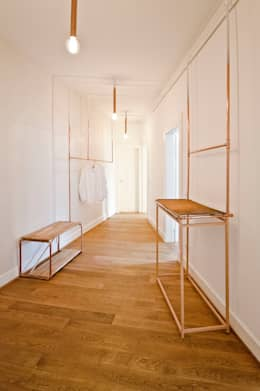 Corridor & hallway by Studio DLF