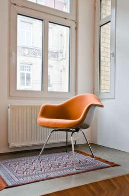 modern Living room by Studio DLF