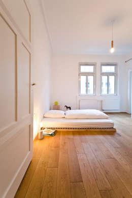 غرفة نوم تنفيذ Studio DLF