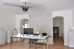 Рабочий кабинет  в . Автор – Gris Souris