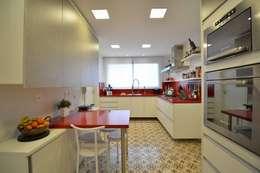 Cocinas de estilo moderno por Marcelo Minuscoli - Projetos Personalizados