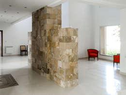 Projekty,  Salon zaprojektowane przez Carbone Fernandez Arquitectos