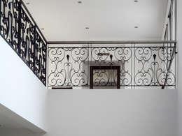 Terrazas de estilo  por Carbone Fernandez Arquitectos