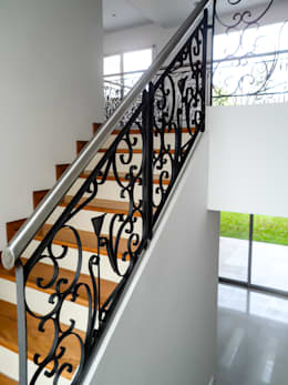 Salas de estilo moderno por Carbone Fernandez Arquitectos