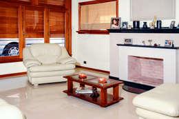 modern Living room by Carbone Fernandez Arquitectos
