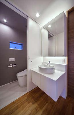 Architect Show co.,Ltd의  화장실
