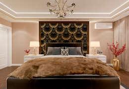 classic Bedroom by Студия дизайна Дарьи Одарюк