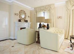 Salas de estar clássicas por Insight Vision GmbH