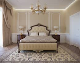 classic Bedroom by Insight Vision GmbH