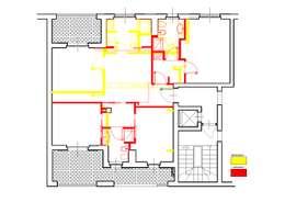 Una Stanza in più: Case in stile in stile Moderno di Architetto Alberto Colella