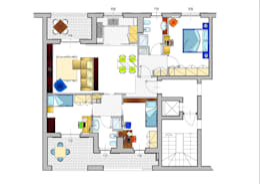 Rumah by Architetto Alberto Colella