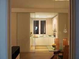 moderne Keuken door Architetto Alberto Colella