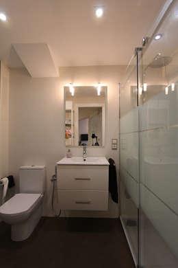 MOBIMAR INTERIORISMO: modern tarz Banyo