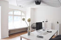Atelier: Bureau de style de style Scandinave par Gris Souris