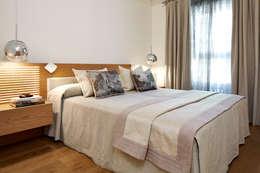 mediterranean Bedroom by Molins Interiors