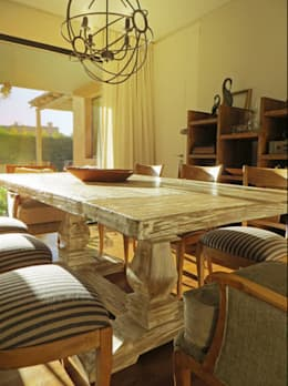 modern Dining room by Carolina biercamp