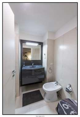 GINO SPERA ARCHITETTO의  화장실