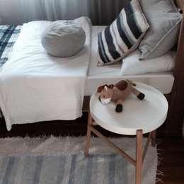 Habitación de niños: Dormitorios infantiles de estilo moderno por Carolina biercamp