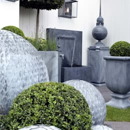 Jardín de estilo  por A Place In The Garden Ltd.