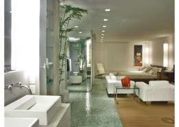 Dormitorios de estilo  por Elisabete Primati Arquitetura