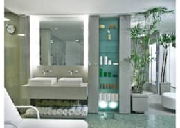 Baños de estilo moderno por Elisabete Primati Arquitetura