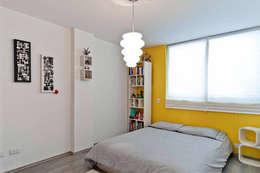 Dormitorio: Recámaras de estilo moderno por Franko & Co.