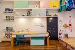 minimalistische Kinderkamer door Hana Lerner Arquitetura