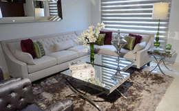 modern Living room by Art D.D.C