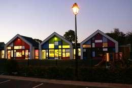 Школы и учебные заведения  в . Автор – Camélia Alex-Letenneur Architecture Design Paysage