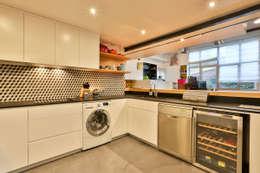 Une cuisine: Cuisine de style de style Moderne par LUSIARTE