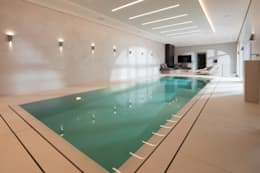 modern Pool by Hesselbach GmbH