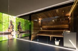 Spa de estilo moderno por Hesselbach GmbH