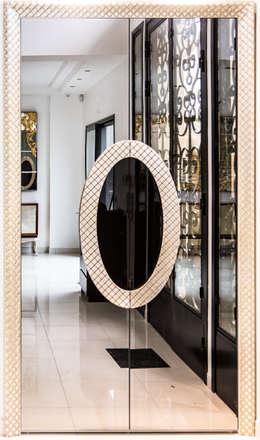 Placard Portes travaillées: Fenêtres de style  par LUSIARTE