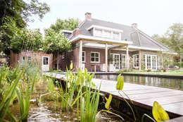 Jardin de style de stile Rural par Studio REDD exclusieve tuinen