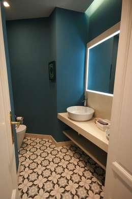 حمام تنفيذ studiodonizelli