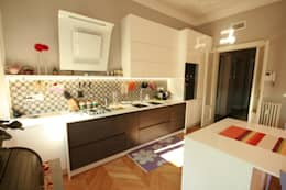 Cocinas de estilo moderno por studiodonizelli