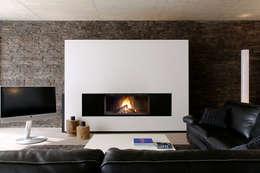 Salon de style de style Moderne par Biojaq - Comércio e Distribuição de Recuperadores de Calor Lda