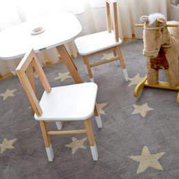 Dormitorios infantiles  de estilo  por bla bla textiles
