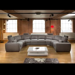 moderne Wohnzimmer von Quatropi ltd